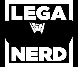 Lega Nerd - Invader Studios